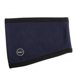 BANDEL Neck Warmer Micro Fleece Navy×Black