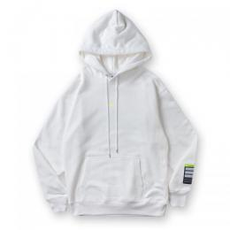 BANDEL Hoodie Color benefit  【CHILL】 White